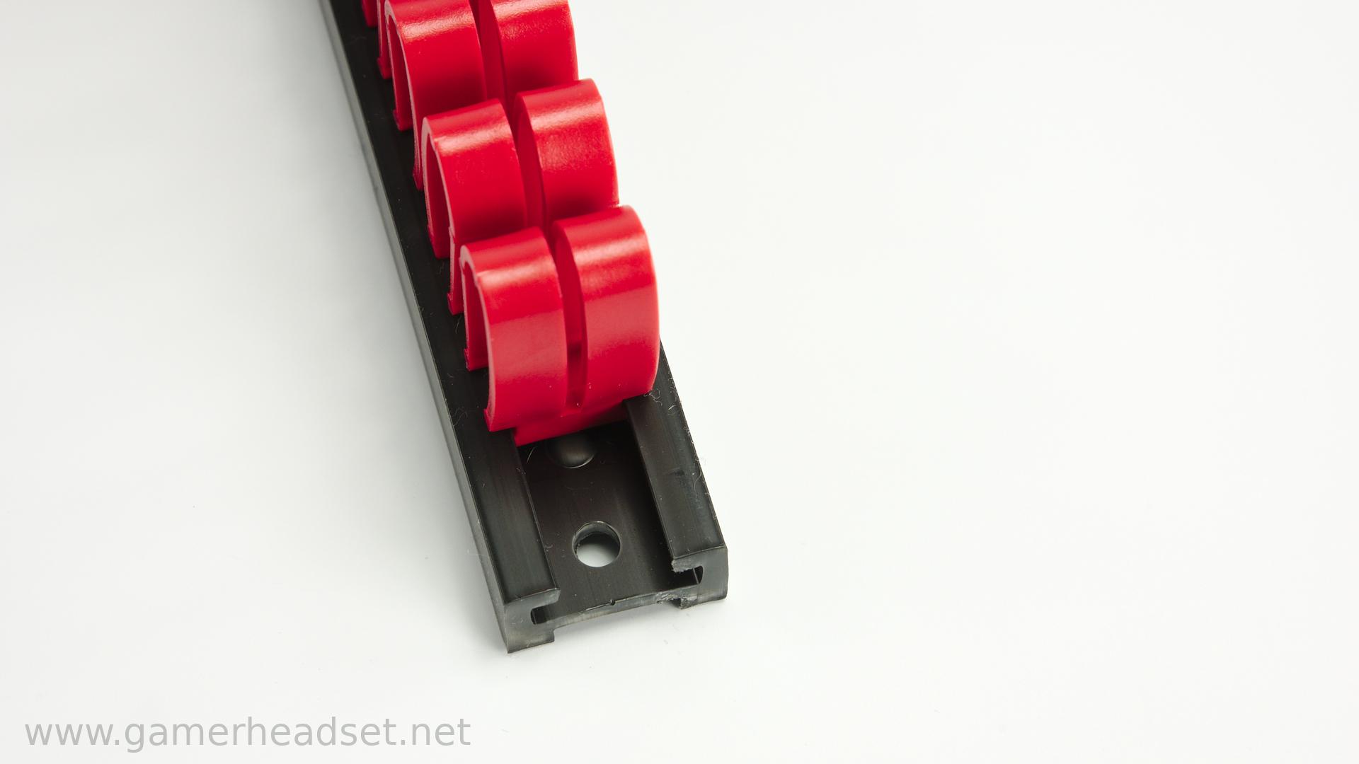 Preiswerte Kabelhalterung für die Wand - Kreative Zweckentfremdung ...