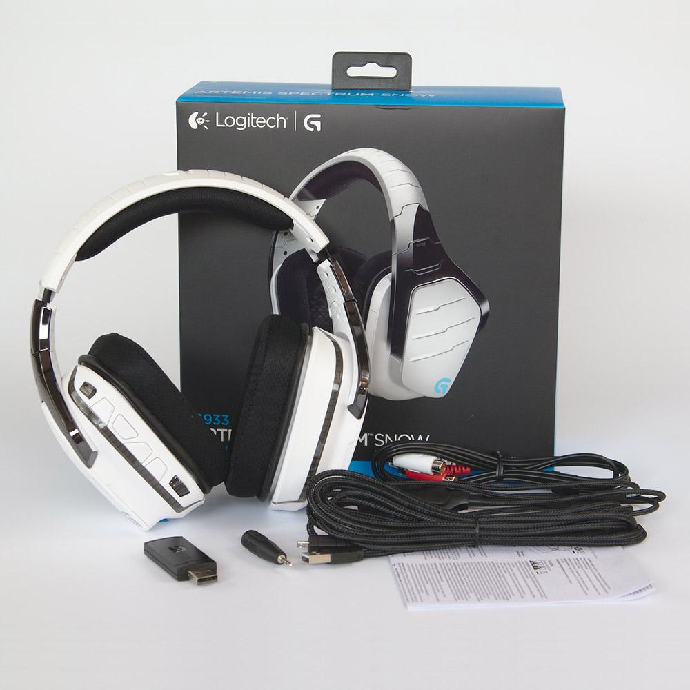 das logitech g933 gaming headset im test gamer headset. Black Bedroom Furniture Sets. Home Design Ideas