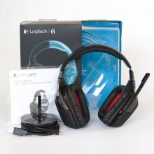 Logitech G930 wireless im Test