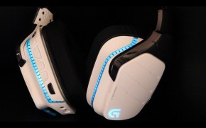 G933 Licht in blau