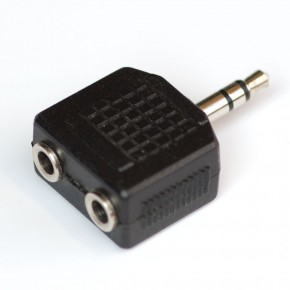 Audio-Split Adapter