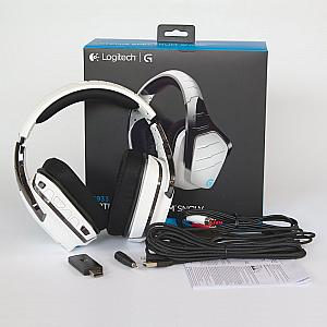 Logitech G933 Gaming-Headset