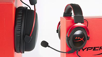 HyperX CLOUD II wide