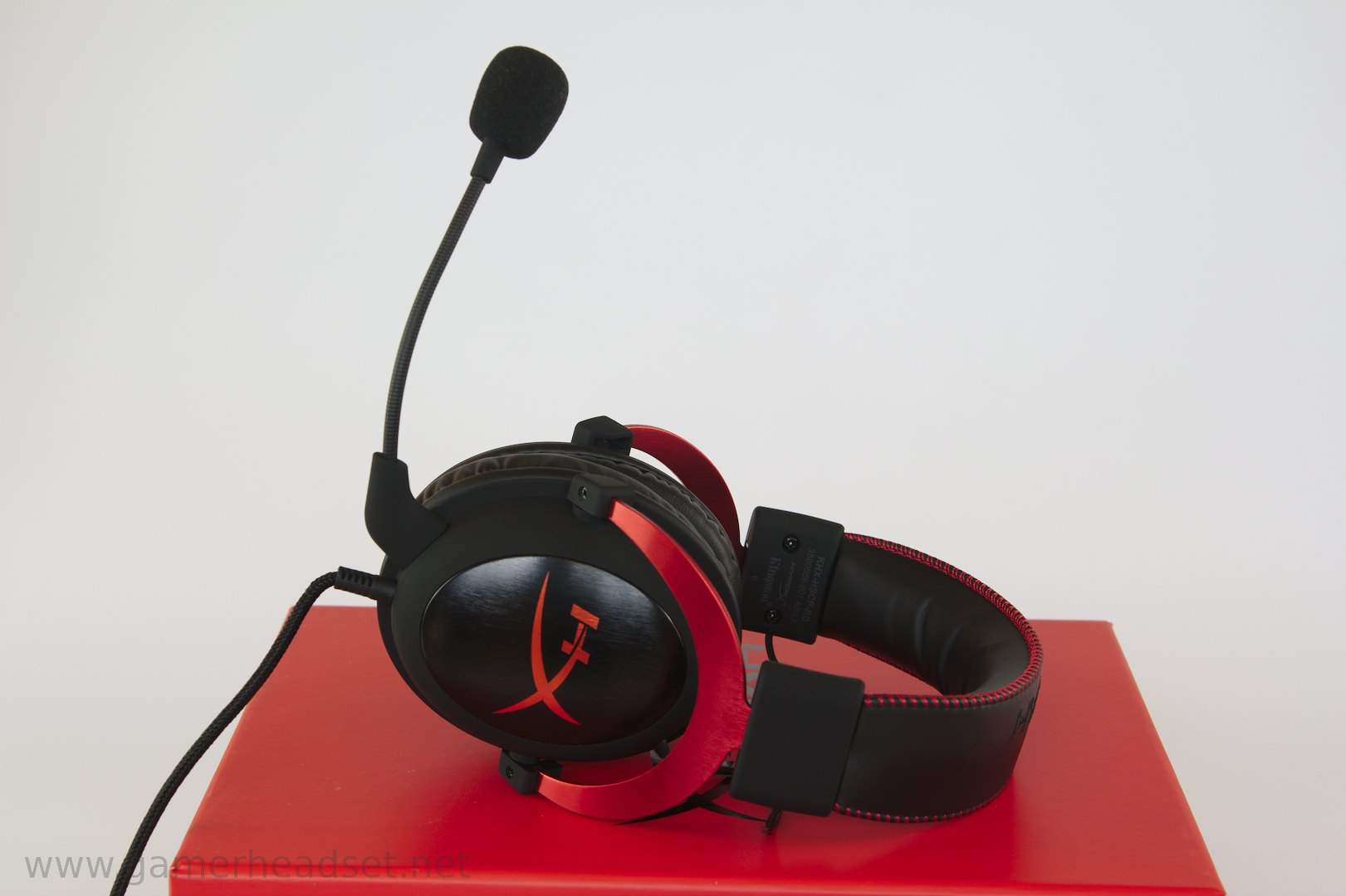 hyperx cloud ii gaming headset mit 7 1 surround gamer. Black Bedroom Furniture Sets. Home Design Ideas