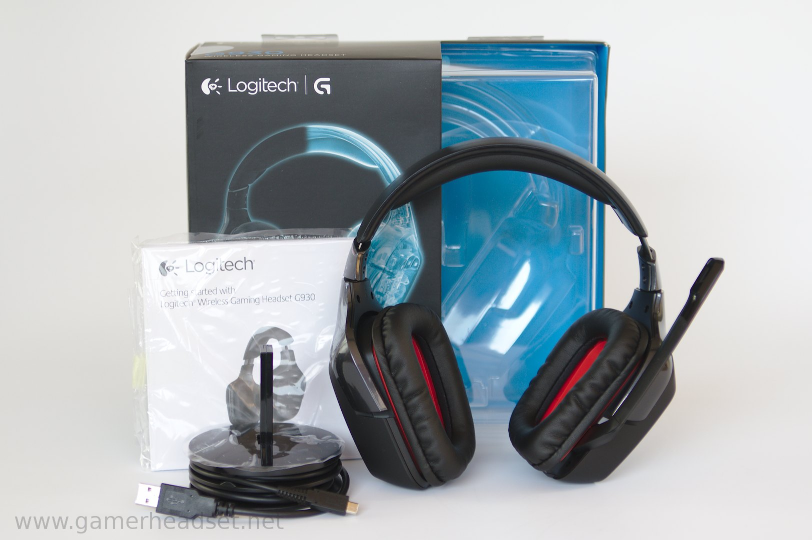 Logitech G930 wireless im Test | Gamer Headset