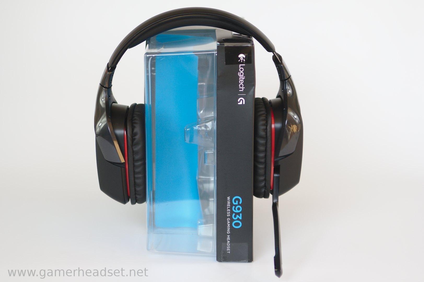 Logitech G930 wireless im Test   Gamer Headset