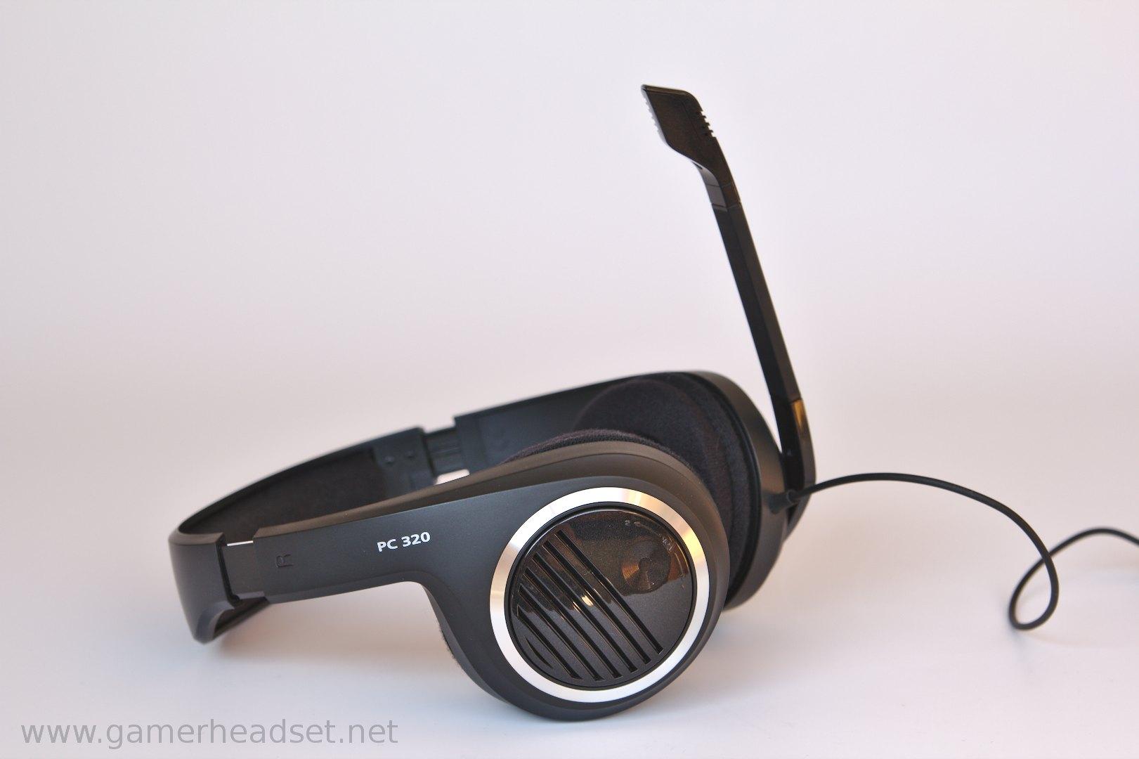 a7bee83d68e Sennheiser PC 320 im Test   Gamer Headset