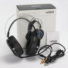 AOSO G400 Kopfhörer mit Mikrofon