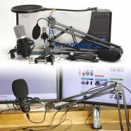UHURU UM-900 Mikrofonset